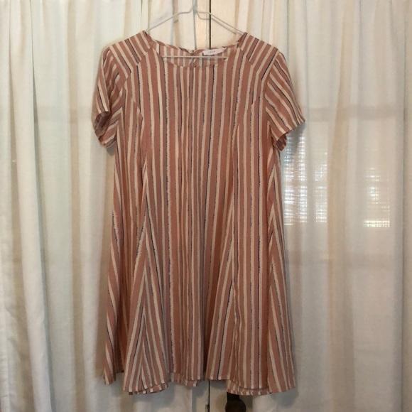 Lush Dresses & Skirts - Lush skater style dress
